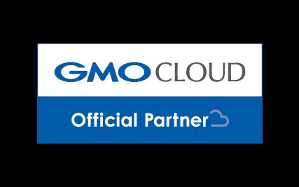 ロゴ:GMO CLOUD Official Partner