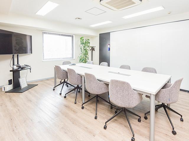 サポータス東京本社:会議室